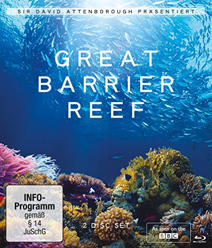 David Attenborough: Great Barrier Reef [Blu-ray] (Expedition Erde)