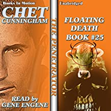 Floating Death: The Penetrator Series, Book 25