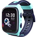 XPLORA X4 Kinder-GPS-Smartwatch, Telefonfunktion IP68 turquoise