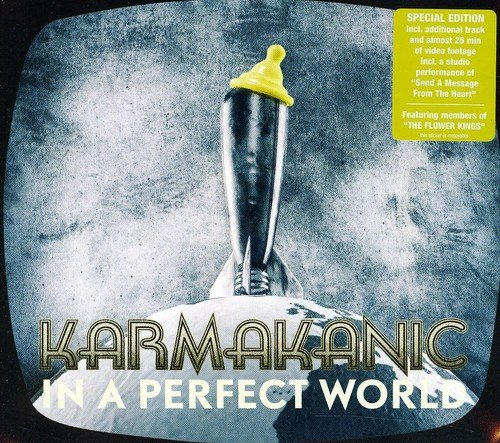 In A Perfect World (Speciale Edition) [Digipack]