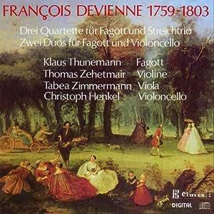 Devienne Quatuor-Duos