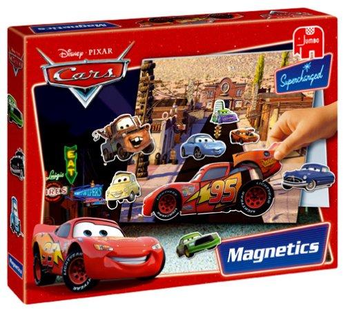Jumbo Spiele 18037 - Magnetics Disney Cars