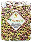 Nature Vit Unsalted and Jumbo Sized Pistachios Without Shell (200gm)