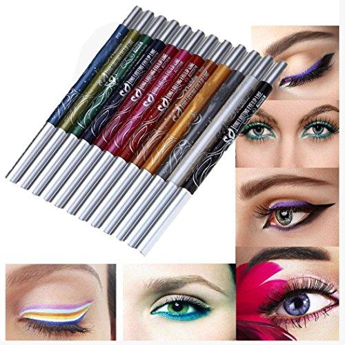 lip-crayon-eyeliner-fulltimer-12-couleurs-sourcils-glitter-eyeshadow-lip-crayon-eyeliner-pen-cosmeti