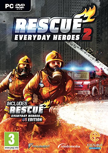 Pccd Rescue 2 : Everyday Heroes (Inc.Rescue:Everyday Heroes U.S Version) (Eu) -