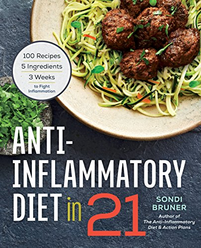 Anti-Inflammatory Diet in 21 Cover Image
