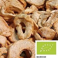 chips de manzana deshidratada 1kg, frutos secos delicados de cultivo biológico-controlado, no-sulfurados, sin azúcar u otros aditivos