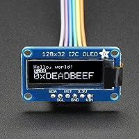 Pantalla gráfica OLED monocromática 128x32 I2C
