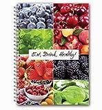 Fun Kalorien zählen Diary, Activity Tracker All in One für Gewicht Verlust, Slimming & Fitness, (F & V).