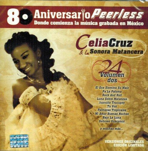 Celia Cruz Y La Sonora Matancera (80 Aniversario 24 Volumen 2) by Celia Cruz