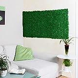 Catral 43040017 - Jardin Vertical, Boj, Verde, Pack 4 Losetas, Verde, 25x25x3 cm, Pack 4 Losetas