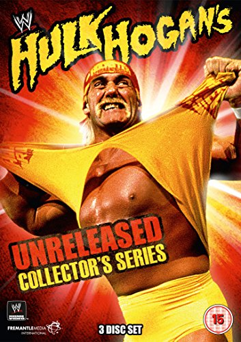 Wwe: Hulk Hogan's Unreleased Collector's Series [dvd] Picture