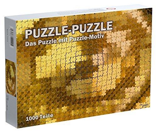 Puzzle-Puzzle - 1000 Teile: Das erste Puzzle mit Puzzle-Motiv par Gerd Reger