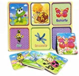 #4: Puzzle Board (Insects Puzzle)