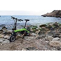 Pedal eléctrico de la bici asistido y válvula de plegamiento de la válvula giratoria de la