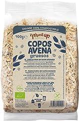 Muesli Up Copos de Avena Gruesos sin Gluten, 400gr (Bio)