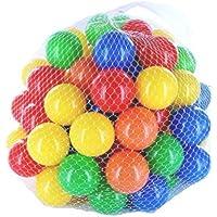 Unique Color Balls Premium Quality Balls for Kids Genuine Quality Balls - 3 inch Diameter Similar Size of Cricket Ball (Set of 24)