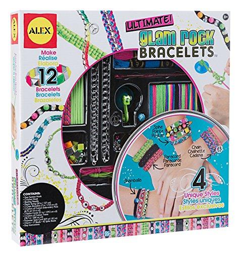 Alex Toys Yourself tragen Ultimate Glam Rock Armband Kit -