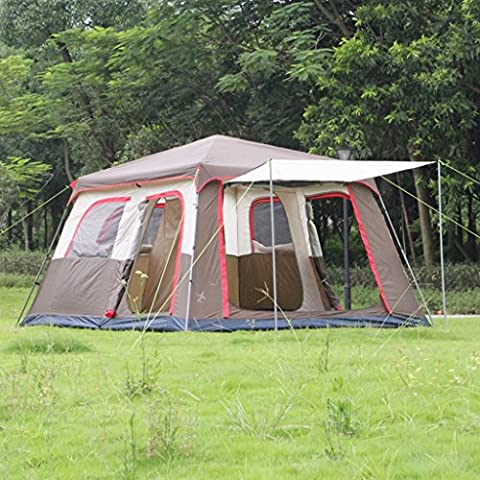 AMOS Automatic tent outdoor camping 8 people -12 people two
