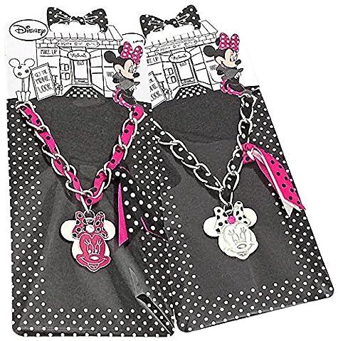 Collier Disney - Minnie (disney) - Stj4501 - 2