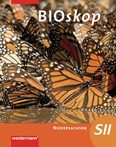 Preisvergleich Produktbild BIOskop SII - Ausgabe 2010 für Niedersachsen: Schülerband