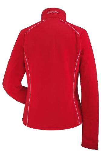 SCHÖFFEL Damen Strickrolli Altania massive red
