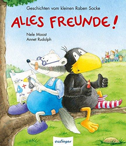 Kleiner Rabe Socke: Alles Freunde!, Geschichten vom kleinen Raben Socke