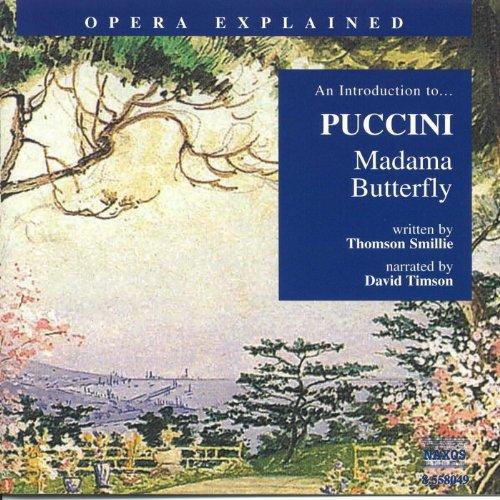 Puccini: Madame Butterfly  Audiolibri
