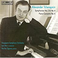 Tcherepnin: Symphonies Nos. 3 and 4 / Piano Concerto No. 6