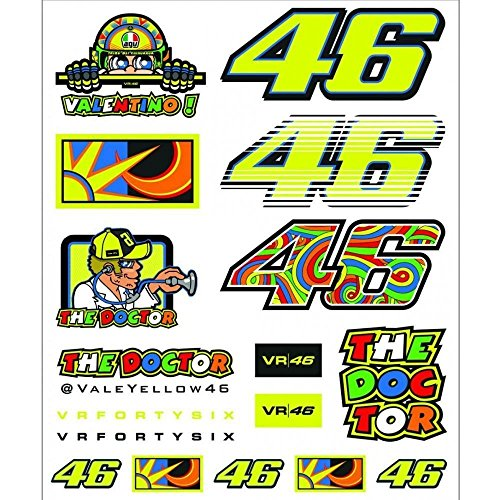 1-sheet-of-motorcycle-stickers-17-stickers-the-doctor-valentino-rossi-vr-46-yamaha-r1-r6-gsx-r-fireb