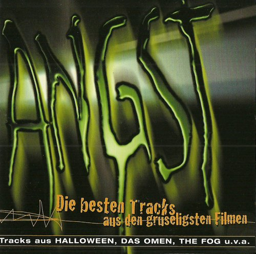 Horror Music (Compilation CD, 34 Tracks)