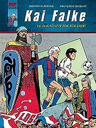 Kai Falke 14: Das fünfte Tor für Lille