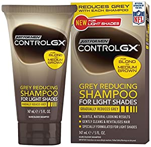 Just For Men CGX Lighter Shades Shampoo