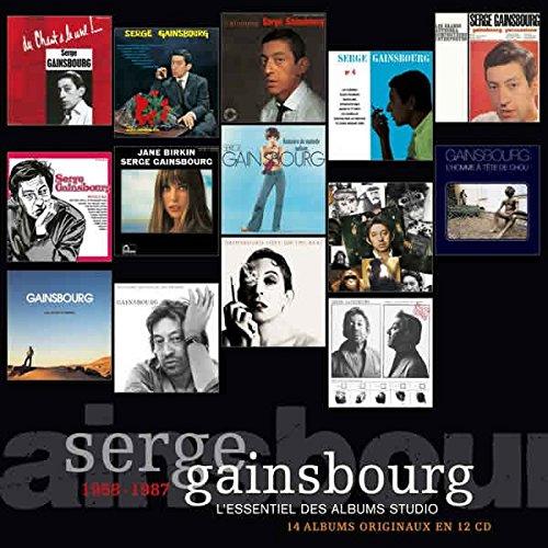 L'Essentiel des Albums Studio (12CD)