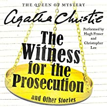 The Witness for the Prosecution, and Other Stories (Hercule Poirot Mysteries (Audio))