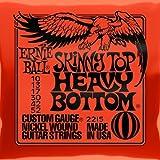 Ernie Ball EB2215 Slinky Heavy Bottom Saiten 010-052