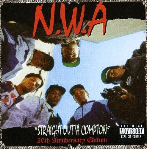 Straight Outta Compton (20th Anniversary Edition) (Nwa-cd)