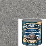 HAMMERITE - Esmalte Antioxido Forja Rojo Hammerite 750 Ml