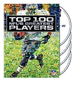 NFL Top 100: Nfl's Greatest Players [Import USA Zone 1]