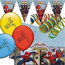 Amazon Fr Kit Anniversaire Spiderman