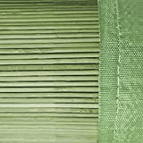 VERDELOOK Oceania, tapparella in cannette di bambù Sottile, 60x230 cm, Verde