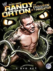 WWE - Randy Orton: Evoloution Of A Predator [DVD]