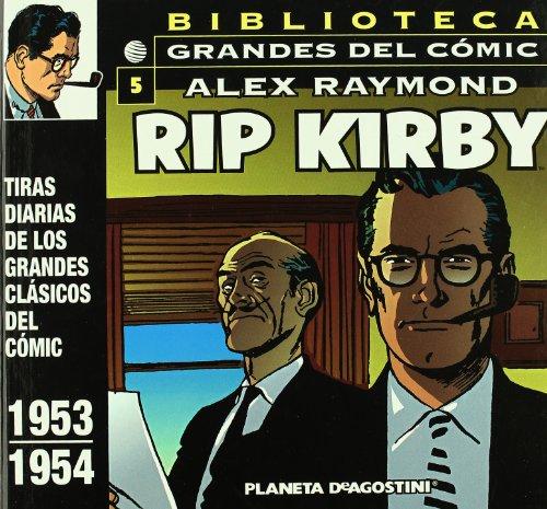 Rip Kirby 1953-1954 nº 05/12