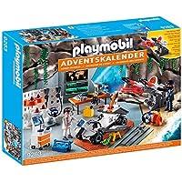 Playmobil Calendario de Adviento - Agentes (9263)