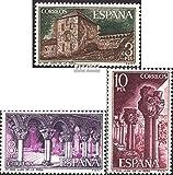 Espagne 2190-2192 (complète.Edition.) 1975 uruguay (Timbres pour les collectionneurs)