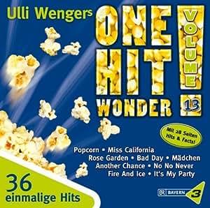 Bayern 3: One Hit Wonder Songs, Vol. 13 by Jack Radics, Falco, Texas Lightning, Brigitte Nielsen, Dante Thomas, Brenda Russ (2012-03-30)