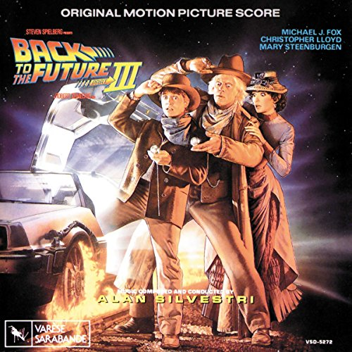 Back to the Future Pt. 3 (Bande Originale du Film)