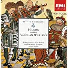 Hickox conducts Vaughan Williams