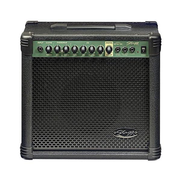Stagg 2501560020ga Dr EU Digital revb chitarra Amplifier (20Watt)