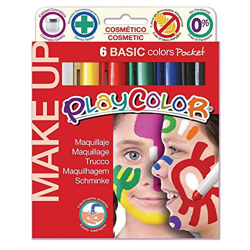 Maquillaje PLAYCOLOR Make UP Basic Pocket 5 g Caja